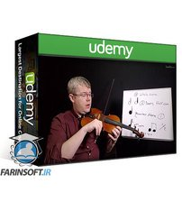 دانلود Udemy Beginner Violin Course – VIOLIN MASTERY FROM THE BEGINNING.