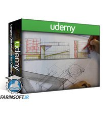 دانلود Udemy Constructed Perspective Advanced