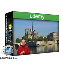 دانلود Udemy French for you, French course for beginners and intermediate