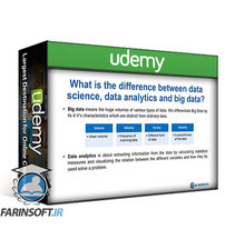 دانلود Udemy Mastering Data Science and Machine Learning Fundamentals