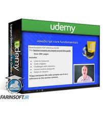 دانلود Udemy Monster JavaScript Course – 50+ projects and applications