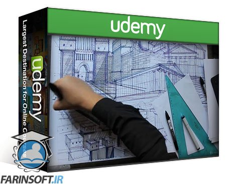 دانلود Udemy Urban Drawing And Design 101