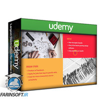 دانلود Udemy UX Design Challenges : Sketch | Origami Studio