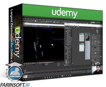 دانلود Udemy VRay NEXT for 3Ds Max – Complete Video Guide