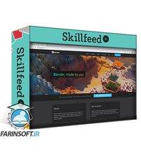 دانلود Skillshare Create & Design a Modern 3D House in Blender 2.8