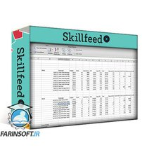 دانلود Skillshare Excel for the Real World III: Create a Data-Driven Presentation from Excel to PowerPoint