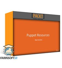 دانلود PacktPub Learn Puppet 6