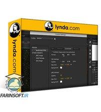 دانلود lynda Adobe Animate CC: Creating an HTML5 Banner Ad