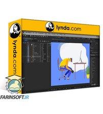 دانلود lynda After Effects CC 2019: Character Animation Essential Training