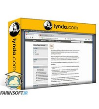 دانلود lynda Ruby: Files, Formats, Templates