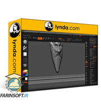 دانلود lynda Sculpting a Game Environment