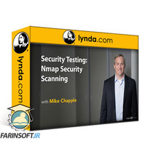 دانلود lynda Security Testing: Nmap Security Scanning