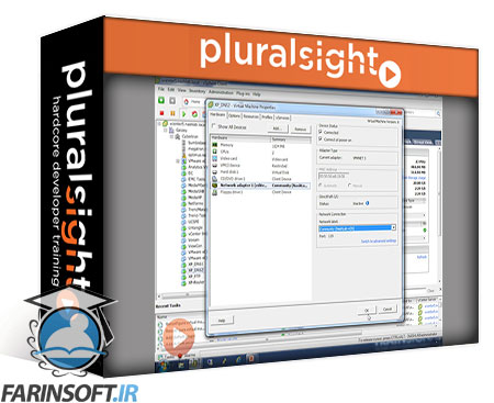 دانلود PluralSight VMware vSphere Advanced Networking