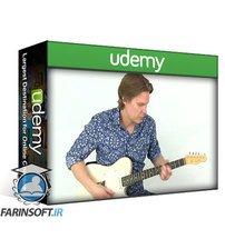 دانلود Udemy Truefire Marko Karhu's Melodic Blues Soloing Guidebook