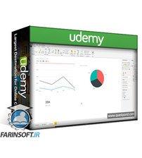 دانلود Udemy Microsoft Power BI for beginners