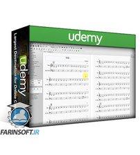 دانلود Udemy MuseScore – FREE music notation software-Full course
