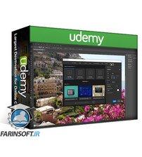 دانلود Udemy Photoshop In-Depth: Master all of Photoshop's Tools Easily