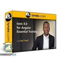 دانلود lynda Ionic 4.0 Essential Training