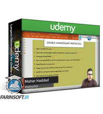 دانلود Udemy MikroTik Security Engineer with LABS