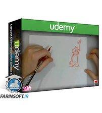 دانلود Udemy PencilKings  – Animation Character Design & Motion