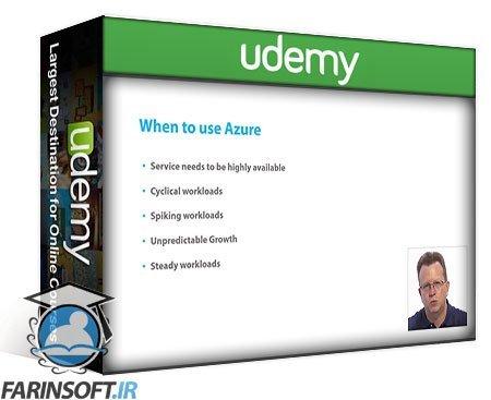 دانلود Udemy Azure – Deploying Virtual Machines