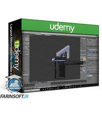 دانلود Udemy Blender Beginners Guide to 3D Modelling Game Asset Pipeline