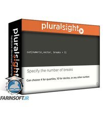 دانلود PluralSight Applying R Built-in Functions