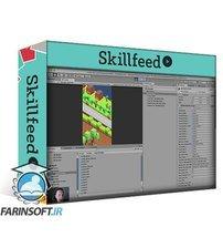 دانلود Skillshare Create A 2D Infinite Runner In Unity