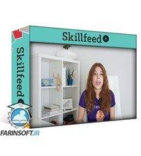 دانلود Skillshare Create a Paper Cut Light Box in Procreate: From Sketch to Final Piece (Free Brushes & Color Palette)