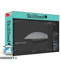 دانلود Skillshare Intro to 3D Modeling: Your first Blender 3D model of a Futurama Style spaceship