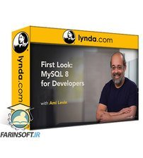 دانلود lynda First Look: MySQL 8 for Developers