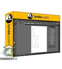 دانلود lynda Illustrator: Shortcuts