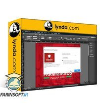 دانلود lynda InDesign CC 2015 New Features