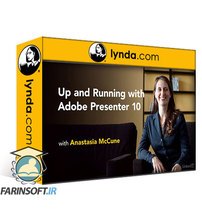 دانلود lynda Learning Adobe Presenter 10