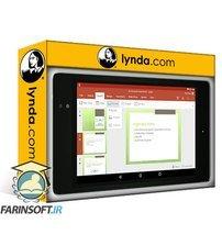 دانلود lynda Learning Office for Android Devices