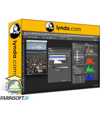 دانلود lynda Advanced Photoshop: Curves