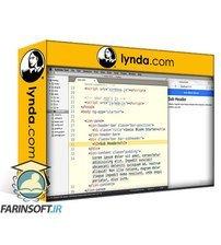 دانلود lynda Building a Mobile App with AngularJS 1 and Ionic