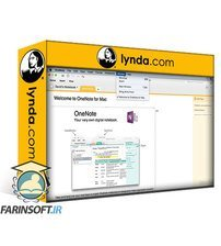 دانلود lynda OneNote for Mac 2011 Essential Training