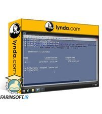 دانلود lynda PowerShell 5 Essential Training