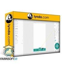 دانلود lynda Prototype a CRM Mobile Application with Framer X