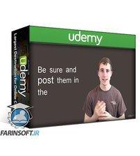 دانلود Udemy Finish Your First Game Quickly Using GameMaker Studio 1.4