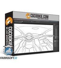 دانلود CG Cookie 3 Pillars Of Rendering Automotive Interior  Mastering The Shading Technique
