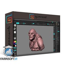 دانلود Gumroad Lookdev and Light your Zbrush Sculpts by Tom Newbury