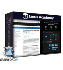 دانلود Linux Academy Microsoft Azure Exam DP-200 – Implementing an Azure Data Solution
