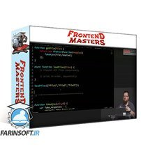 دانلود Frontend Masters JavaScript The Recent Parts