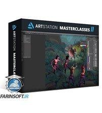 دانلود ArtStation Illustrating with Reference with Craig Elliott