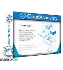دانلود Cloud Academy Optimizing Cloud Costs with Spot Instances and Spotinst