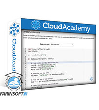 دانلود Cloud Academy Using Serverless Functions