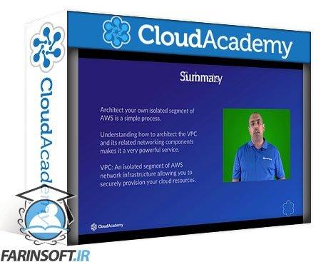 دانلود Cloud Academy Working with AWS Networking and Amazon VPC