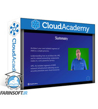 دانلود Cloud Academy Working with AWS Networking and Amazon VPC